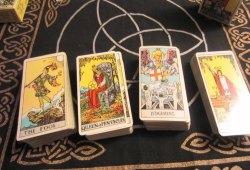 Online Tarot Cards