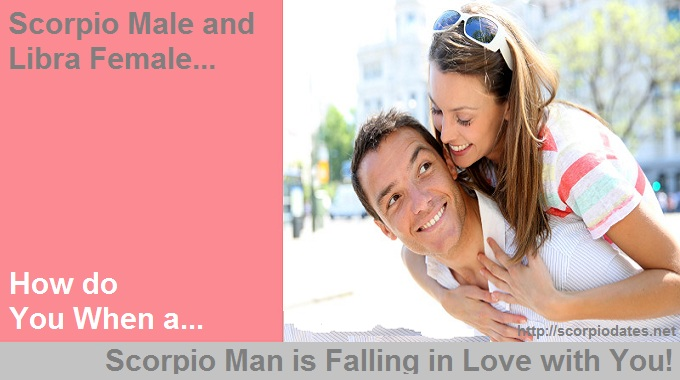 How do You Know When a Scorpio Man is Faling in Love with You!