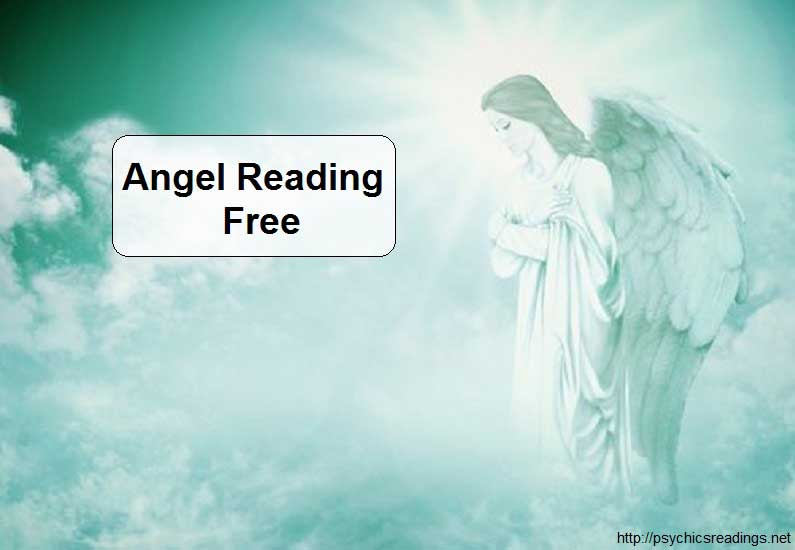 Angel Reading Free