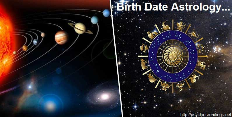 Birth Date Astrology