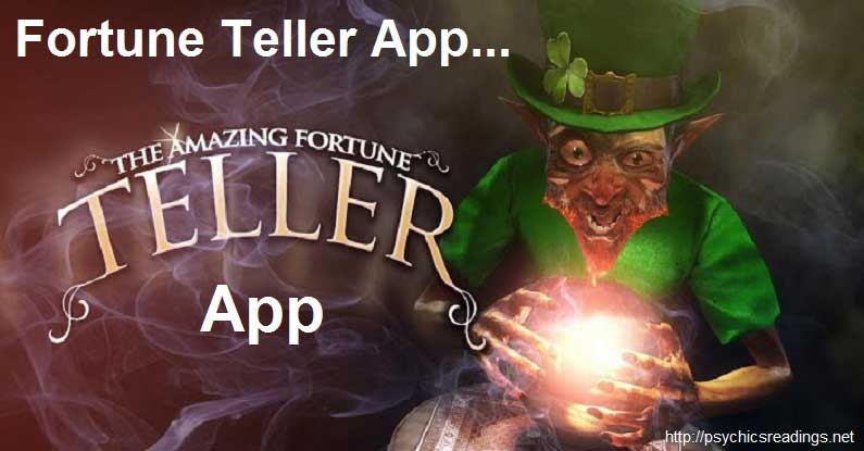 Fortune Teller App