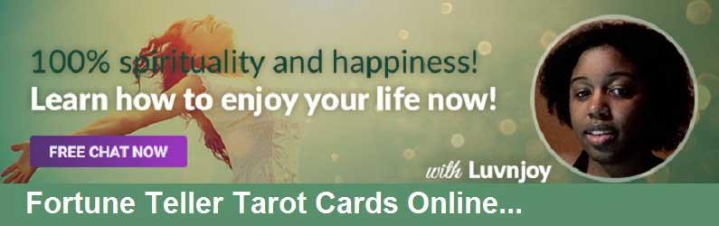 Fortune Teller Tarot Cards Online