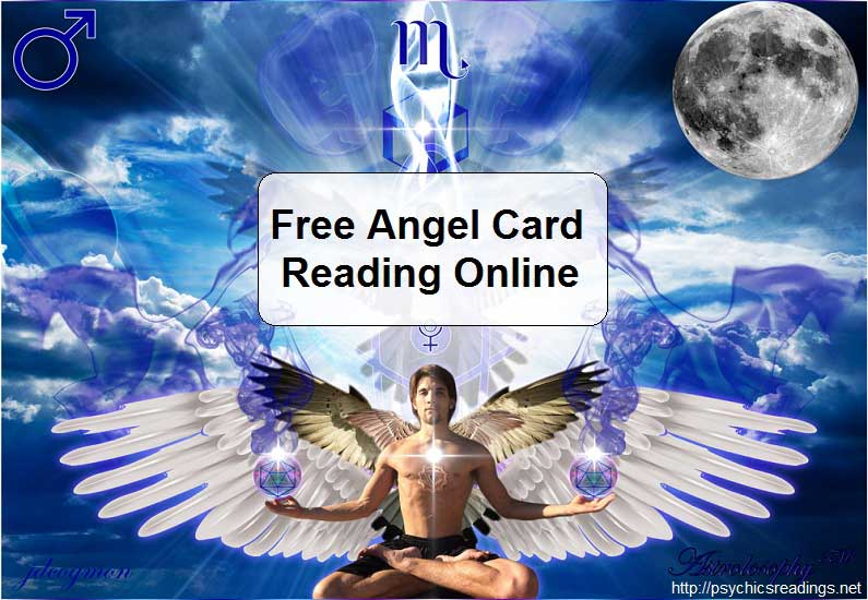Angel Card Reading Online