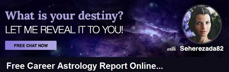 Free Career Astrology Report Online
