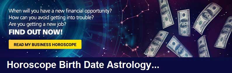 Horoscope Birth Date Astrology