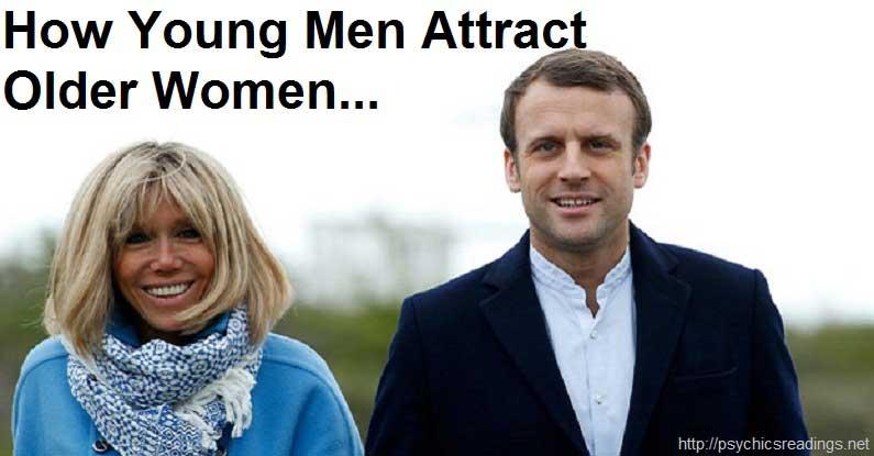How Young Men attract Older Women