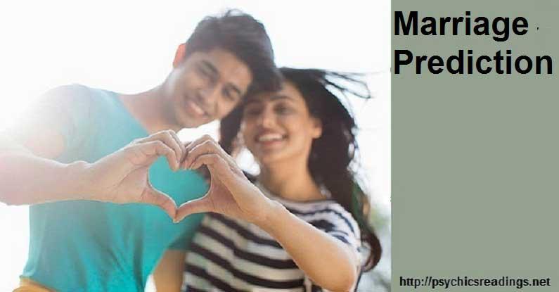 Marriage Prediction!