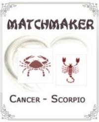 Scorpio Man And Cancer Woman