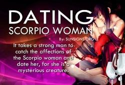 Scorpio Date