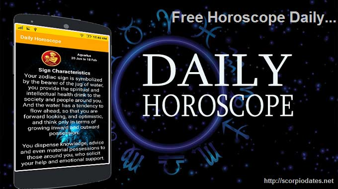Free Horoscope Daily!