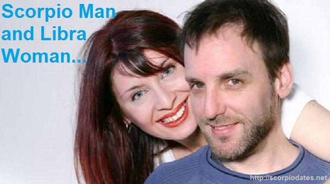 Scorpio Man And Libra Woman