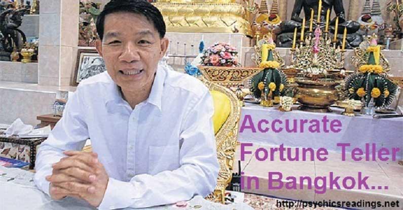 Accurate Fortune Teller in Bangkok
