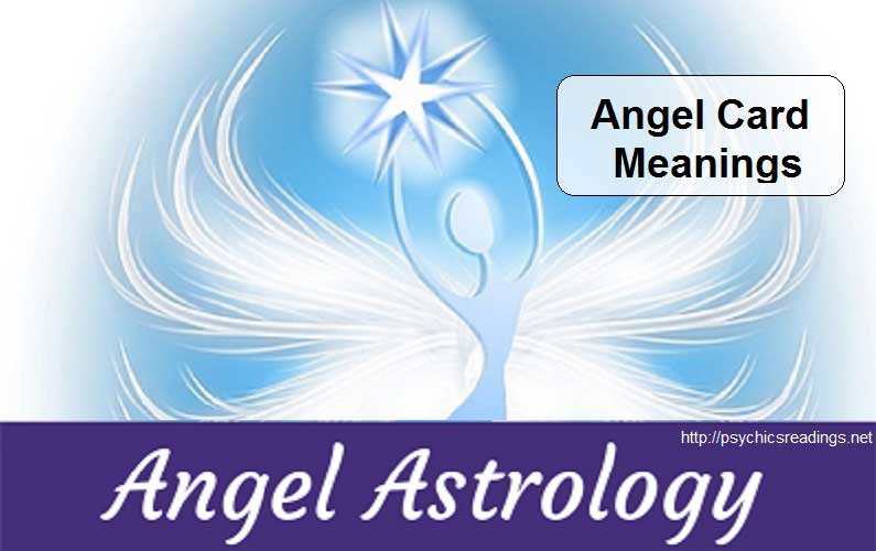 Angel Cards Meanings