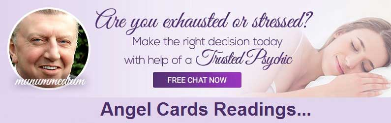 Angel Cards Readings
