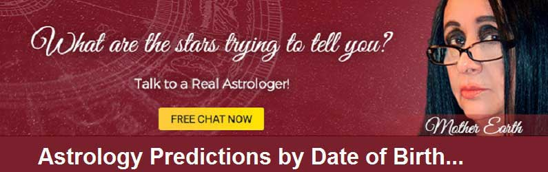 Astrology Predictions by Date of Birth