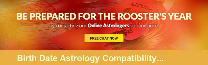 Birth Date Astrology Compatibility