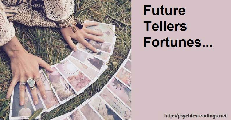 Fortune Teller Fortunes