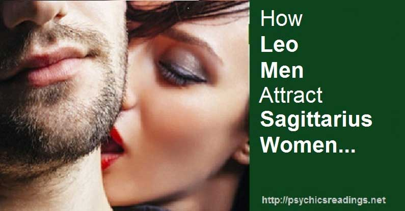 How Leo Men attract Sagittarius Women!