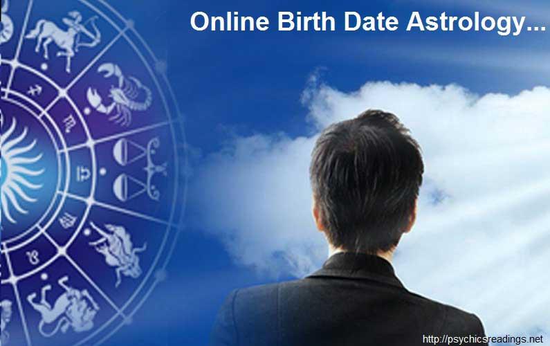 Online Birth Date Astrology