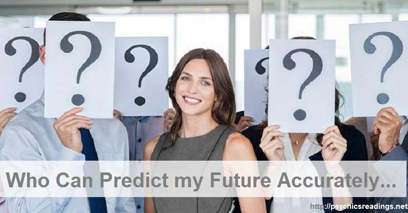 Predict my Future Online!